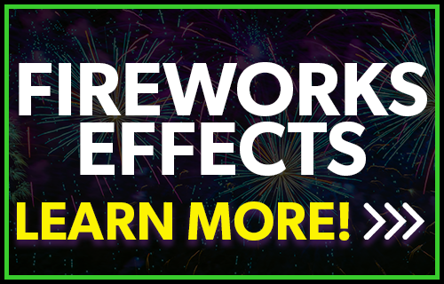 fireworks effects button