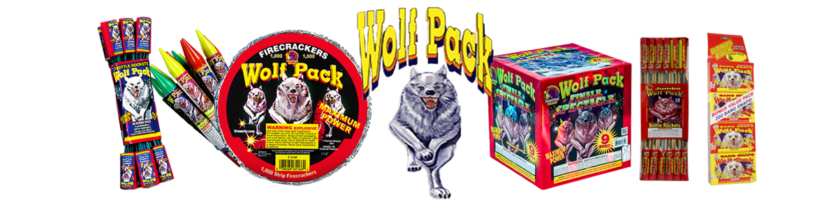 photo of wolfpack products