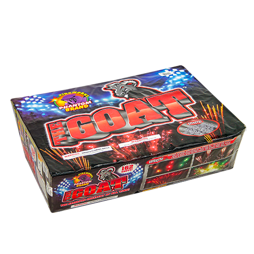 500 Gram Firework Repeater The Goat