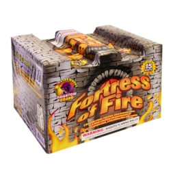 500 Gram Firework Repeater Fortress of Fire
