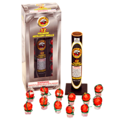 Reloadable Mortars Cherry Bomb Shell Kit