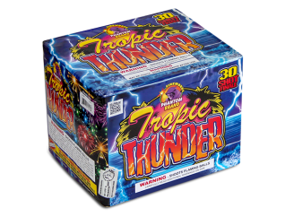 500 Gram Firework Repeater Tropic Thunder