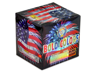 500 Gram Firework Repeater Bold Colors