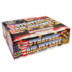 500 Gram Fireworks Repeater Strategic Air Defense