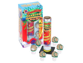 Reloadable Mortars Crackling Artillery Shells