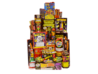 Fireworks Assortment New Yorker Assortment