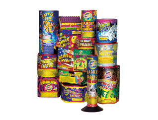Fireworks Assortment Supreme Finale Assortment
