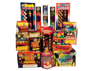 Fireworks Assortment Phantom Elite Assortment