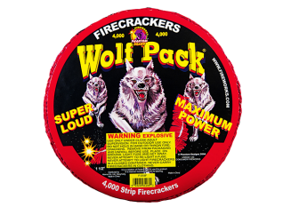 Firecrackers Wolf Pack