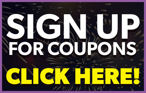click here to sign up for coupons