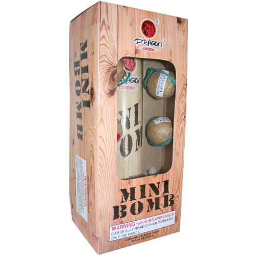 Reloadable Mortars Mini Bomb Artillery Shell Kit
