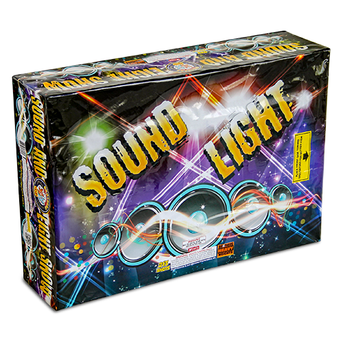 500 Gram Firework Repeater Sound and Light Show