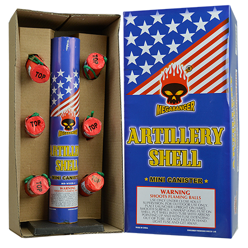 Reloadable Mortars Artillery Shell