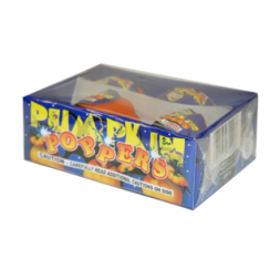Pumpkin Poppers, 4pc box