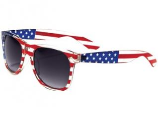 USA Flag Mirrored Sunglasses(Online Only)