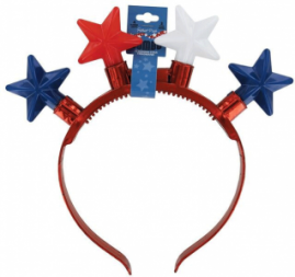 JUMBO Flashing Star Headband (Online Only)