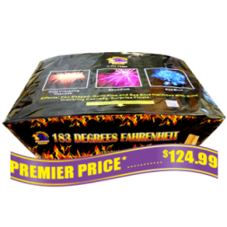 183 degrees fahrenheit 500 gram fireworks repeaters