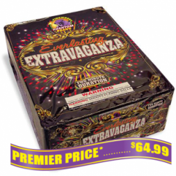 Everlasting Extravaganza 500 gram fireworks repeater