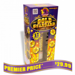 Gold Standard reloadable fireworks mortars
