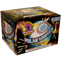 500 Gram Firework Repeater Polar Vortex