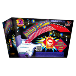 500 Gram Firework Repeater Johnny B Good