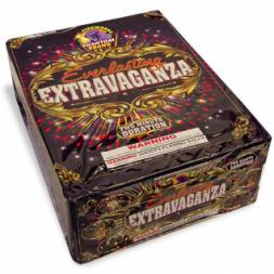 500 Gram Fireworks Repeater Everlasting Extravaganza