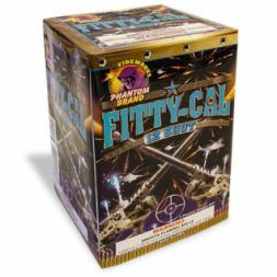 200 Gram Fireworks Repeater Fitty Cal