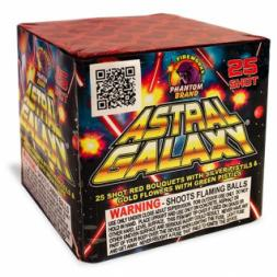 200 Gram Fireworks Repeater Astral Galaxy