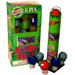 Reloadable Mortars Artillery Shell Kit