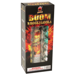 Reloadable Mortars Boom Shockalocka Shell Kit