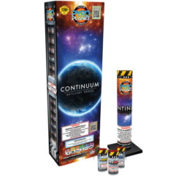 Reloadable Mortars Continuum Shell Kit