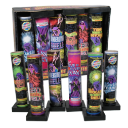 Fireworks Assortment Floral Power Pack Assortment 6 pack