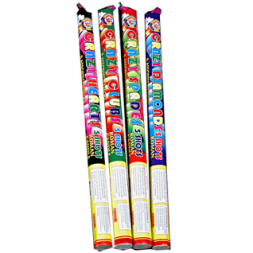 Roman Candle Crazy Aces Candle