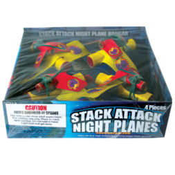 Aerial Spinners Stack Attack Planes