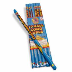 Roman Candles Long Rifle Candles