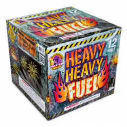 500 Gram Fireworks Repeater Heavy Heavy Fuel