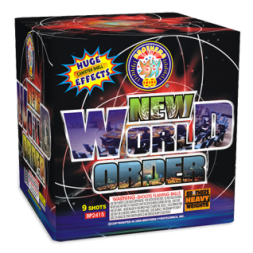 500 Gram Firework Repeater New World Order