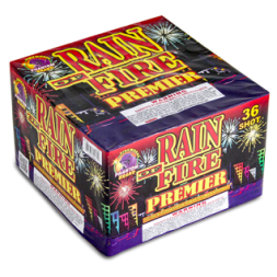 500 Gram Firework Repeater Rain of Fire Premier