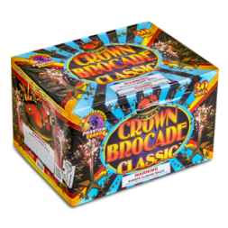 500 Gram Firework Repeater Crown Broccade