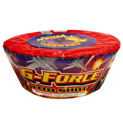 500 Gram Firework Repeater G-Force