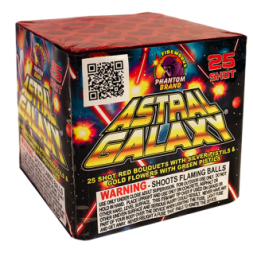200 Gram Firework Repeater Astral Galaxy