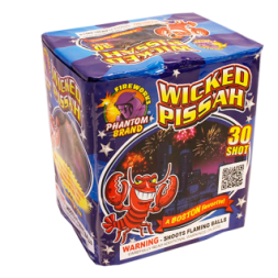 200 Gram Firework Repeater Wicked Pissah