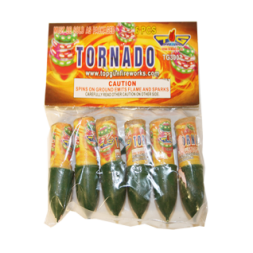 Rockets Tornado 6 pieces