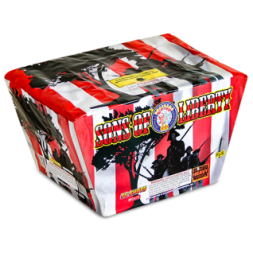 500 Gram Firework Repeater Sons of Liberty