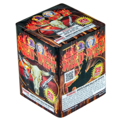 200 Gram Fireworks Repeater Wild West