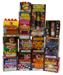 Fireworks Assortment Phantom Nation Assortment