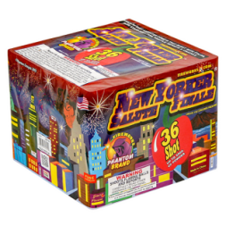 500 Gram Firework Repeater New York Salute Finale