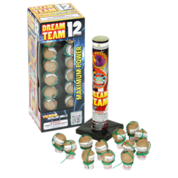 Reloadable Mortars Dream Team Shell Kit