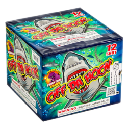 200 Gram Firework Repeater Off da Hook bonus items