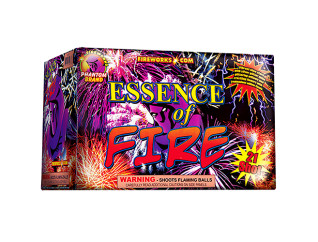 500 Gram Firework Repeater Essence of Fire